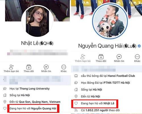 Rộ nghi vấn Quang Hải và bạn gái Nhật Lê đã chia tay, đặc biệt là động thái dứt tình rất rõ ràng này?-2