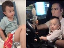 Việt Anh than thở nhớ con trai, nhưng bất ngờ nhất là úp mở chuyện đón bé vào Sài Gòn sinh sống?