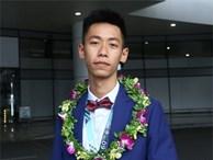 'Cậu bé vàng' Hải Phòng được thưởng 500 triệu và chọn theo nghề giáo