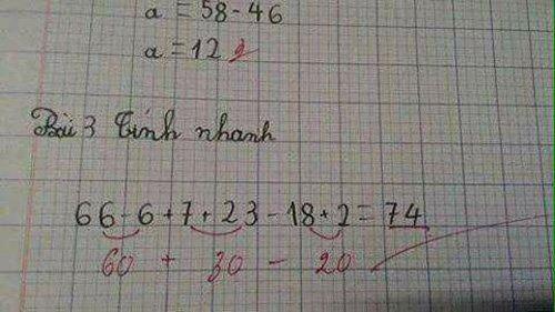 Những bài toán lớp 1 tưởng chừng dễ ăn nhưng nhiều người lớn lại sai một cách ngớ ngẩn-3