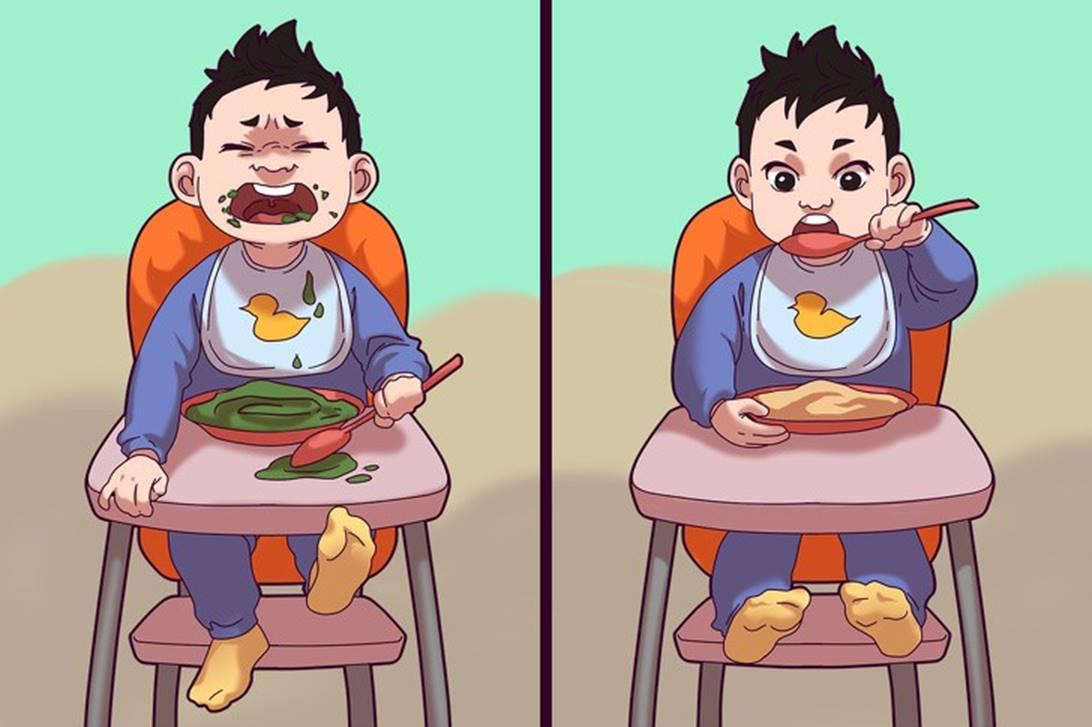 8 hành vi của trẻ tưởng là hư nhưng thật ra rất bình thường, cha mẹ chớ vội mắng oan-2