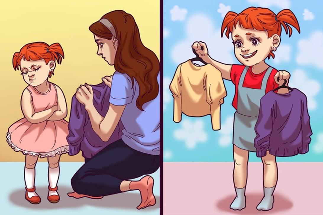 8 hành vi của trẻ tưởng là hư nhưng thật ra rất bình thường, cha mẹ chớ vội mắng oan-8