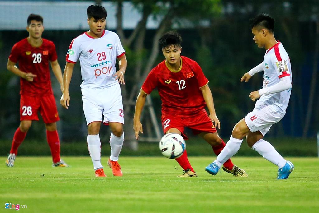 HLV Park phản ứng mạnh khi U23 Việt Nam không ghi bàn suốt 2 hiệp-2