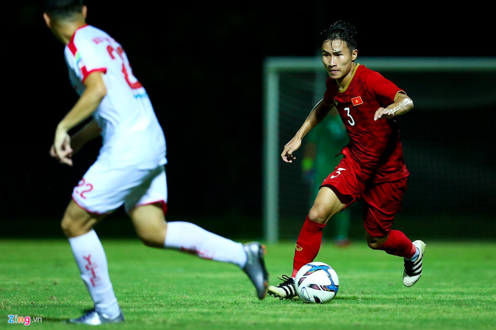 HLV Park phản ứng mạnh khi U23 Việt Nam không ghi bàn suốt 2 hiệp-3
