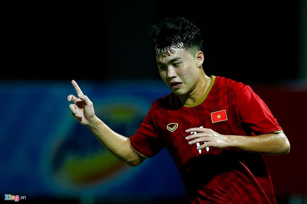 HLV Park phản ứng mạnh khi U23 Việt Nam không ghi bàn suốt 2 hiệp-10