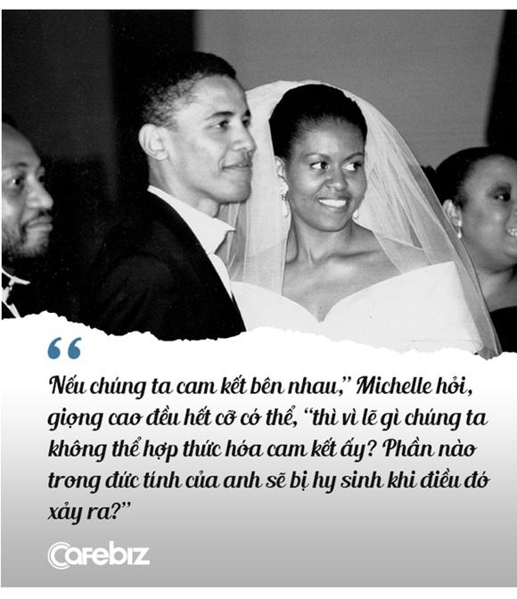 """Chuyện tình cựu Tổng thống Obama: Từ gã – được – thổi – phồng"""" đến ông chủ Nhà Trắng và công cuộc tán tỉnh công phu của những người có EQ cao-5"""