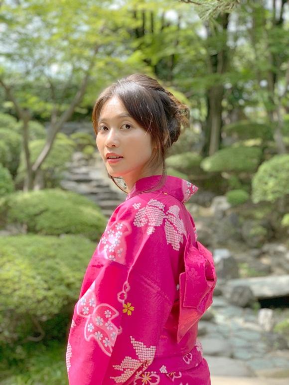 Khả Ngân khoe mặt mộc nhẹ nhàng vẫn được khen xinh như gái Nhật-11
