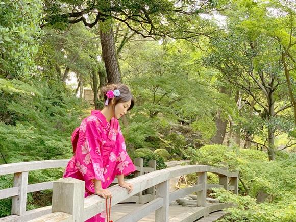 Khả Ngân khoe mặt mộc nhẹ nhàng vẫn được khen xinh như gái Nhật-8
