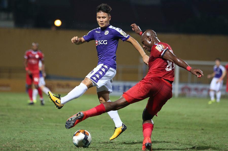 """Trọng tài số một Việt Nam cầm còi trận chung kết"""" V.League 2019-1"""