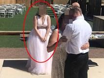 Đến dự lễ cưới con trai, mẹ chồng diện luôn váy trắng