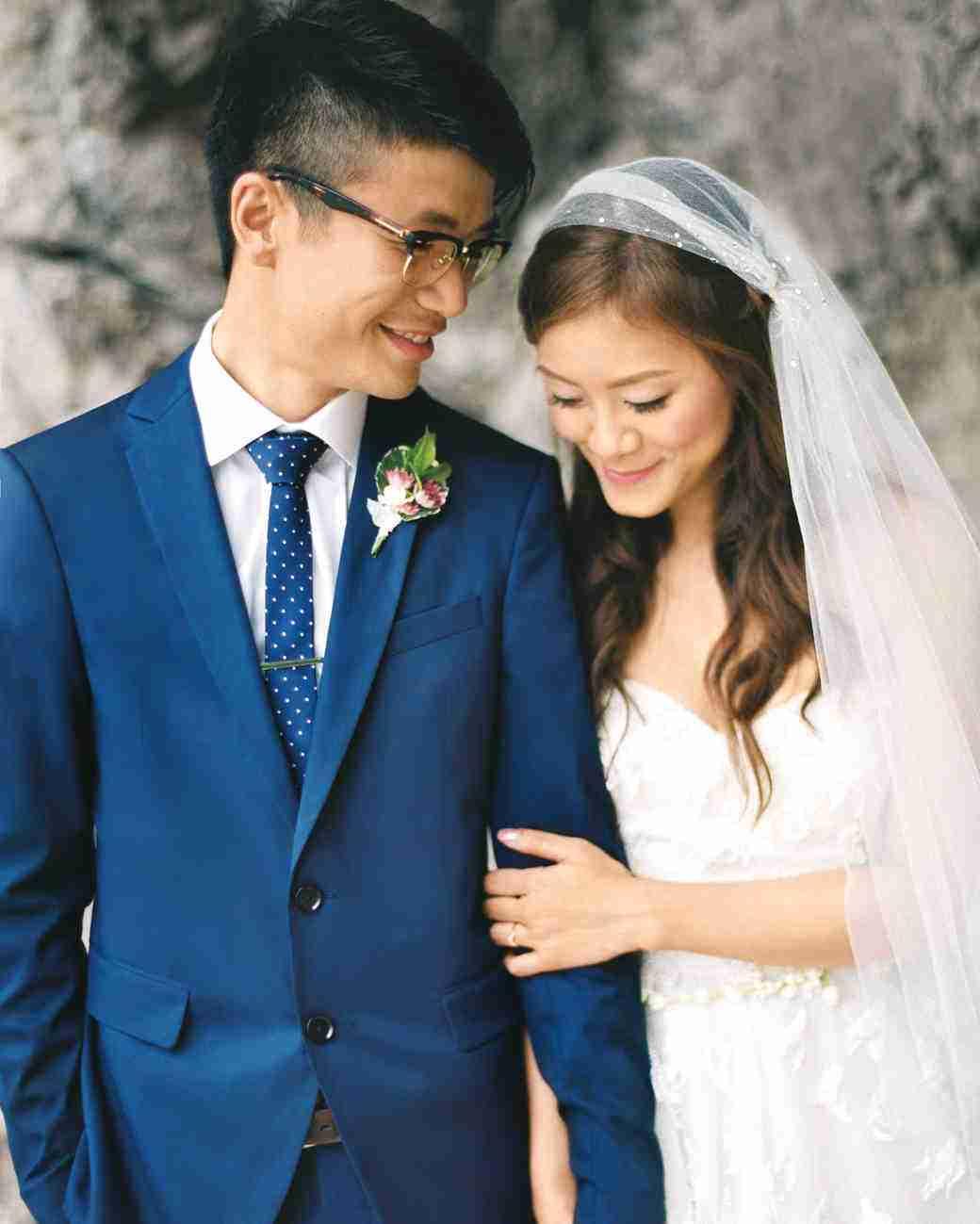 Cưới xong chưa kịp lại mặt đã phát hiện chồng là chú rể trong đám cưới khác-1