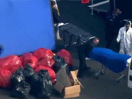 FBI phát hiện 10 tấn bộ phận cơ thể người được đông lạnh và khâu vào nhau tại trung tâm nghiên cứu trá hình