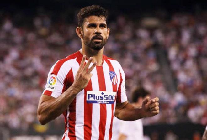 Real Madrid 3-7 Atletico Madrid: Diego Costa lập poker rồi nhận thẻ đỏ-1