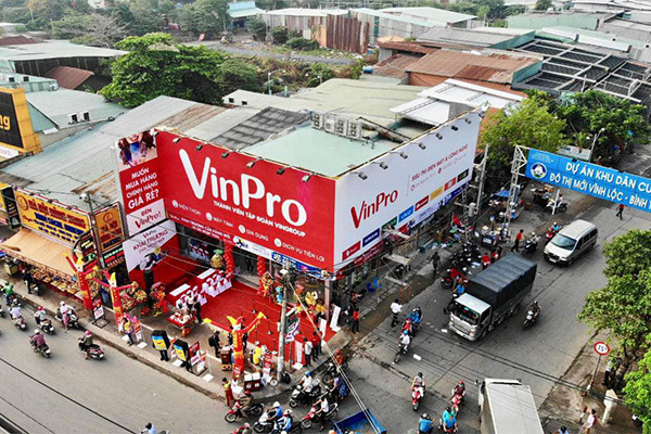 Điện máy VinPro đồng loạt khai trương 10 cửa hàng-1