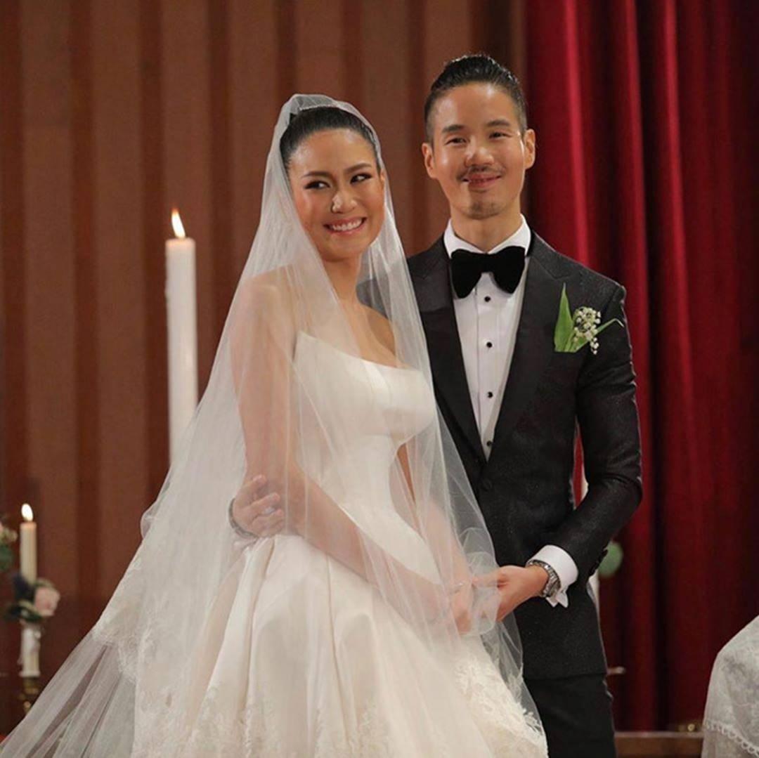 HHen Niê và dàn hoa hậu làm phù dâu trong lễ cưới mỹ nhân Thái Lan-4