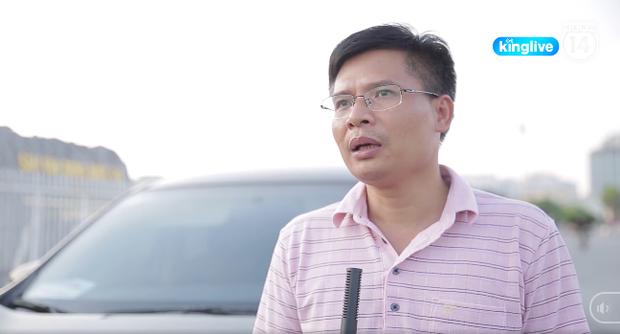 Clip: Phản ứng của người dân trước thông tin chuẩn bị thu phí ô tô vào nội đô Hà Nội từ đường vành đai 3-2