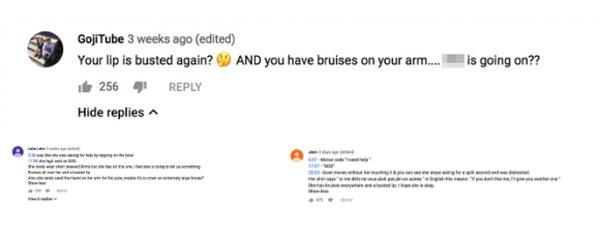 Nghi án nữ YouTuber bị bạo hành nghiêm trọng, phải lén cầu cứu trên chính video Mukbang của mình đang lan truyền khắp mạng xã hội-6