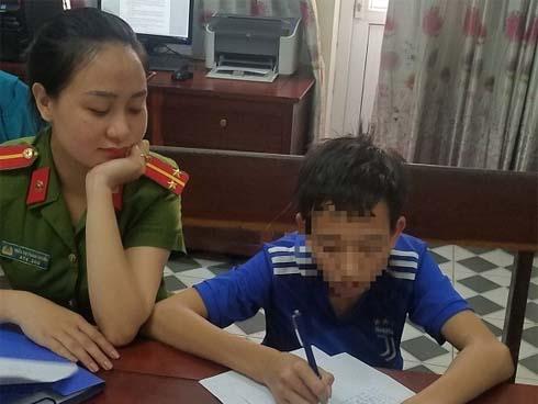 Siêu trộm nhí ở Hà Tĩnh thực hiện 35 vụ bằng thủ đoạn không ngờ-1