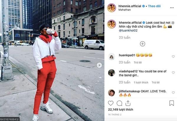 Nghi vấn HHen Niê hẹn hò với bạn thân của rapper Đen Vâu-5