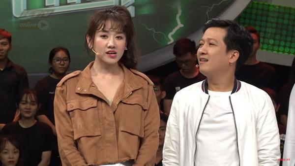 Hari Won: Tôi nghỉ làm MC không phải vì gây lộn với Trường Giang-4