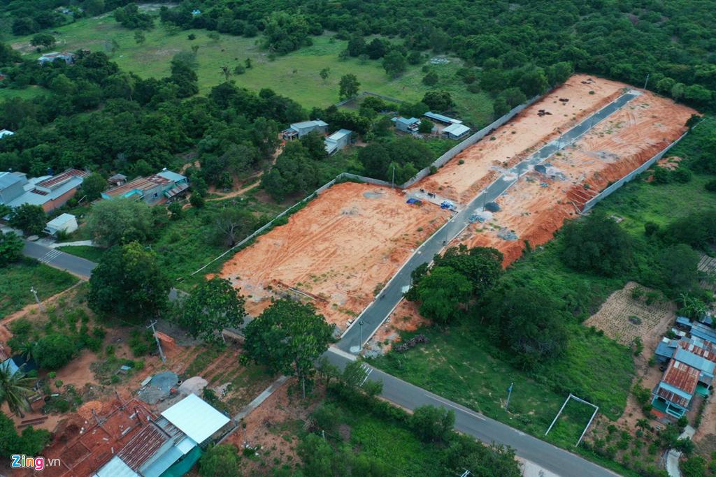 Lập dự án ảo để phân lô bán nền ăn theo sân bay Phan Thiết-3
