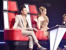Hoa hậu Hương Giang khẩu chiến với đàn chị trên ghế nóng The Voice Kids, chưa bao giờ nàng Hậu