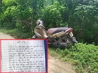 Tuyên Quang: Hé lộ bức thư tuyệt mệnh của cô giáo tự tử bằng thuốc diệt cỏ