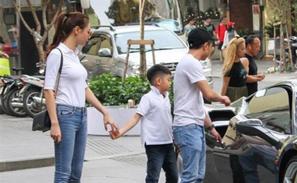 Giữa bao nhiêu người từng yêu Cường Đôla, chỉ duy nhất Đàm Thu Trang làm được những điều này với bé Subeo-4
