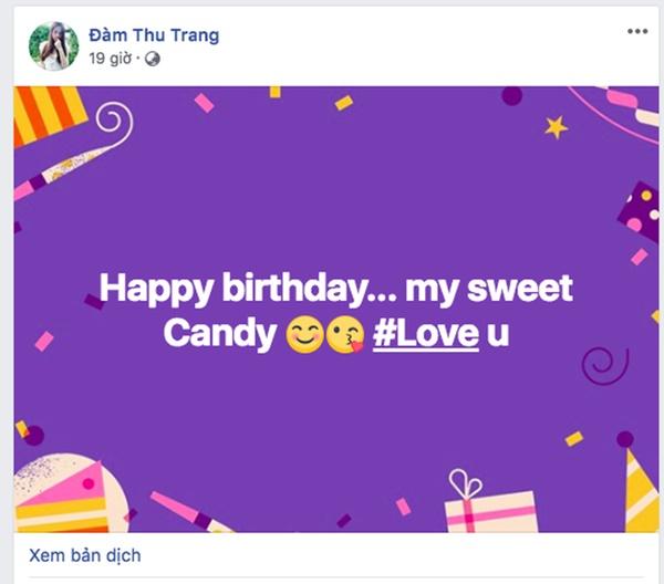 Giữa bao nhiêu người từng yêu Cường Đôla, chỉ duy nhất Đàm Thu Trang làm được những điều này với bé Subeo-9