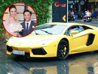 Cận cảnh dàn siêu xe cực 'khủng' quy tụ trong đám cưới Cường Đô La - Đàm Thu Trang