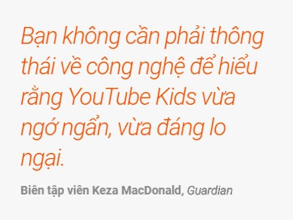Lý do trẻ em trở thành công cụ câu view, cày tiền trên YouTube-6