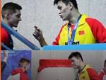 Kình ngư Sun Yang được chào đón như người hùng khi trở về quê nhà-5