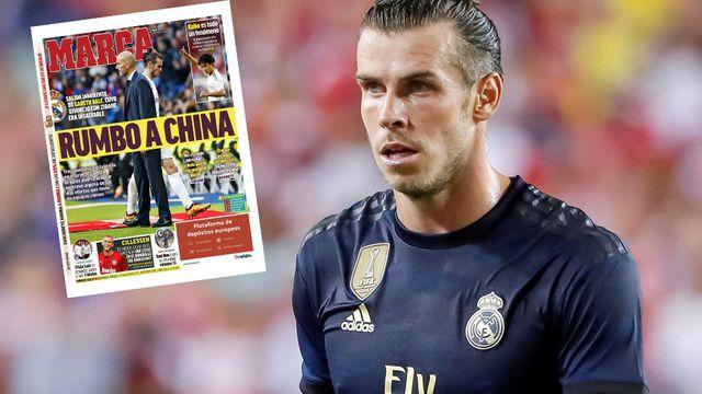 Real Madrid bất ngờ lật kèo vụ Gareth Bale sang Trung Quốc-1