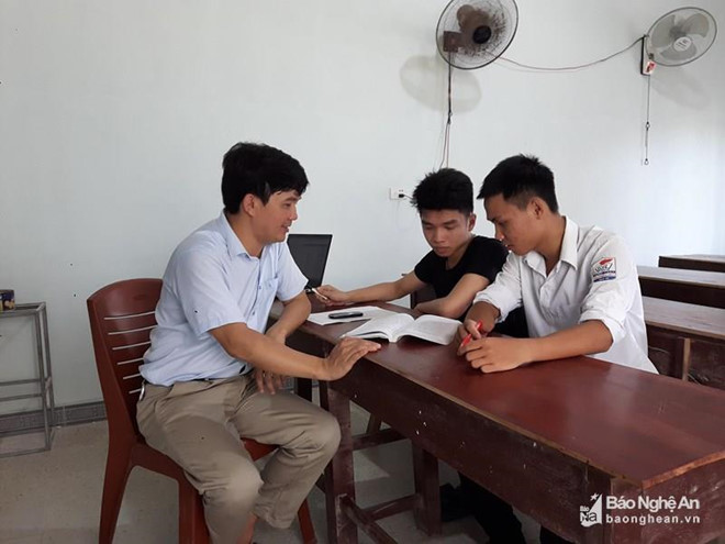Nam sinh Nghệ An đạt 27,35 điểm có nguy cơ lỡ hẹn với giảng đường-1