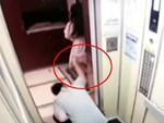 Chơi đùa với sợi dây, bé trai bị treo cổ trong thang máy, chị gái phản ứng trong chớp mắt-3
