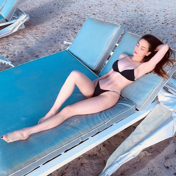 Sao Việt diện bikini: Bích Phương tưởng lép mà có của nả như ai, Min đẹp hút hồn nhưng bất ngờ nhất là Hoàng Thuỳ với nghi án dao kéo vòng 1-8