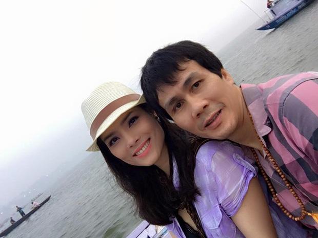 Chồng người thứ ba Kiều Thanh: Là fan cuồng ủng hộ vợ, bộc bạch Luôn cố gắng vợ chồng dành nhiều thời gian cho nhau-2