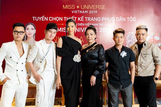 Chính thức lộ diện Top 3 Quốc phục dành cho Hoàng Thùy mang đến Miss Universe 2019-1