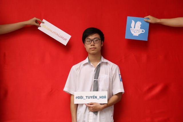 Việt Nam lần đầu tiên đoạt 40/40 điểm Olympic Hóa học Quốc tế: Vỡ òa hạnh phúc-1