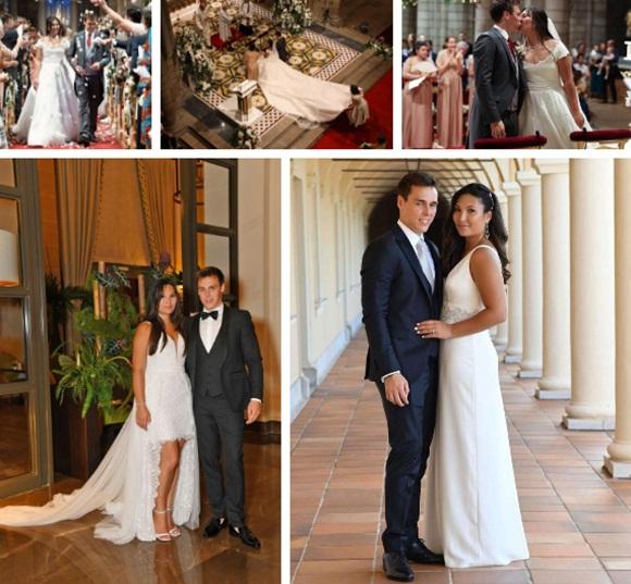 Điều ít biết về cô gái gốc Việt trở thành nàng dâu Hoàng gia Monaco: Được cầu hôn ngay tại Hội An với mối tình đẹp như cổ tích-5