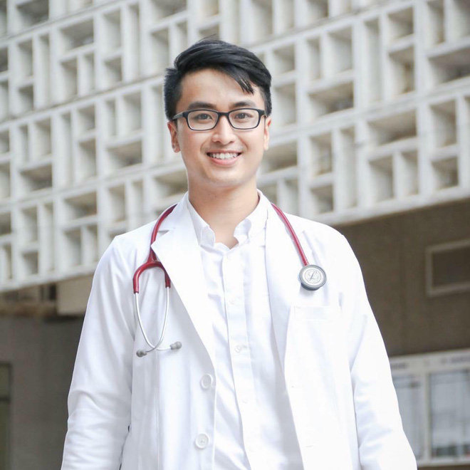 Xuất hiện chàng trai giống hệt Giang Thần, là cử nhân Y Đa khoa của ĐH Y dược TP.HCM khiến fangirl xếp hàng xin được... bệnh-6