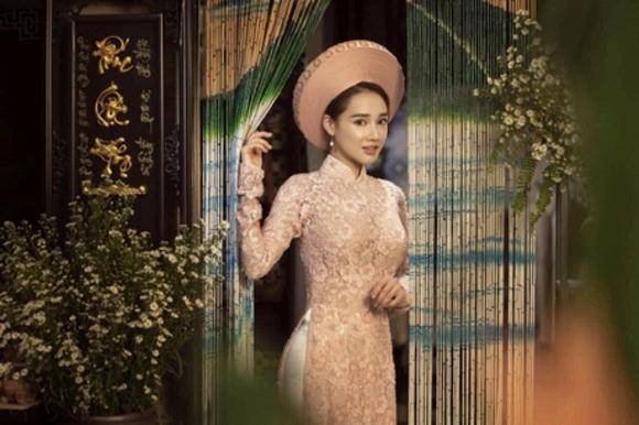 Nhã Phương đốn tim người hâm mộ khi khoác lên mình chiếc áo cô dâu-3