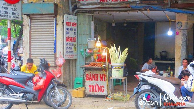 Mới bán được 1 năm, quán thịt bao mía Khâm Thiên khiến blogger Hàn Quốc mê như điếu đổ-1