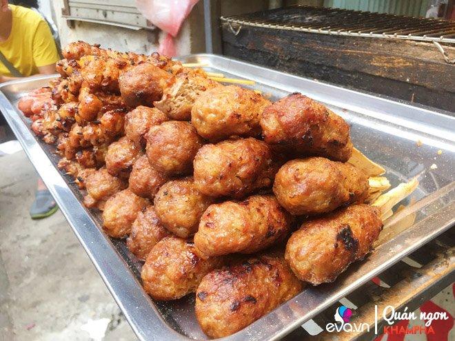 Mới bán được 1 năm, quán thịt bao mía Khâm Thiên khiến blogger Hàn Quốc mê như điếu đổ-4