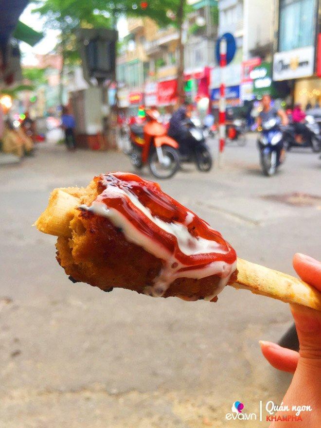 Mới bán được 1 năm, quán thịt bao mía Khâm Thiên khiến blogger Hàn Quốc mê như điếu đổ-6