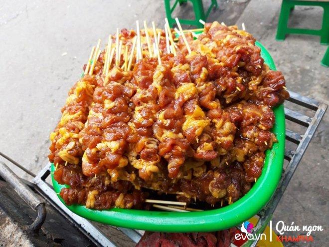 Mới bán được 1 năm, quán thịt bao mía Khâm Thiên khiến blogger Hàn Quốc mê như điếu đổ-9