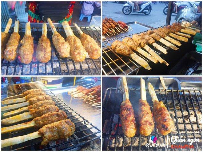Mới bán được 1 năm, quán thịt bao mía Khâm Thiên khiến blogger Hàn Quốc mê như điếu đổ-10