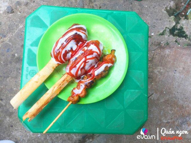 Mới bán được 1 năm, quán thịt bao mía Khâm Thiên khiến blogger Hàn Quốc mê như điếu đổ-12