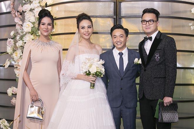 Ngọc Sơn đã tặng quà cưới gì cho Cường Đô la và Đàm Thu Trang?-1