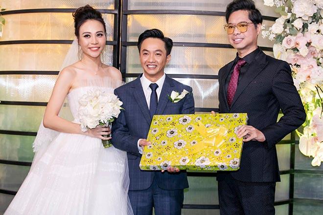 Ngọc Sơn đã tặng quà cưới gì cho Cường Đô la và Đàm Thu Trang?-2